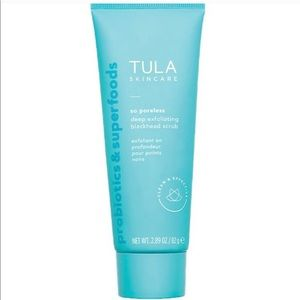Deep exfoliating blackhead scrub - Tula Skincare